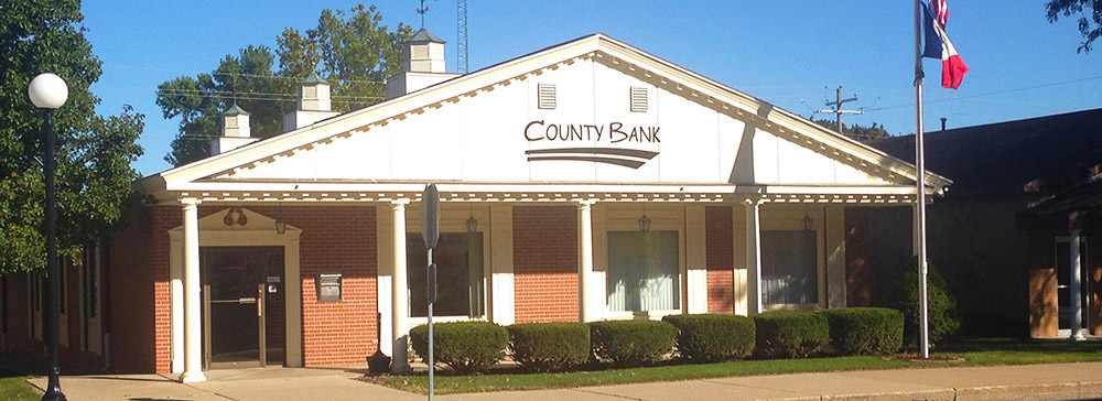 About Your County Bank