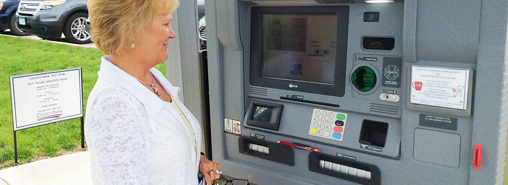 Personal Automated Teller (PAT)